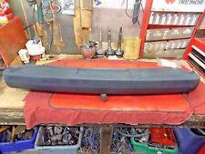 MG Midget 1500, Rear Rubber Bumper, Original, !!