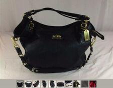 Coach Madison 15958 Xlarge Shoulder Bag Black
