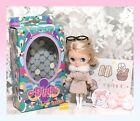 "4"" Petite Blythe Doll Hollywood PBL-02 Takara Tomy Hasbro Vtg Returns Outfit"