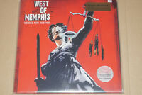 West Of Memphis: Voices For Justice - (Nick Cave, Dylan) 2xLP Soundtrack OST NEU