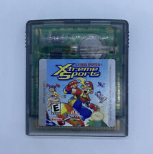 Xtreme Sports (Nintendo GameBoy Color) Rare!  Authentic! Plays and Saves Great