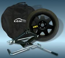 "17""  JEEP COMPASS  2017 > 2020  - K.O.M SPACE SAVER SPARE WHEEL AND TYRE KIT"