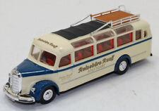 Dinky Toys Collection 1950 Mercedes-Benz Diesel Omnibus Coach Reisebuero Ruoff
