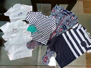 Baby Boy Bundle 9-12 months - Joules, White Company, Hatley, etc