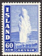 Iceland Mint Never Hinged Stamps