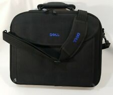 "Dell Laptop Carrying Case Shoulder Bag Expandable 17.5x14x3.5"" For 15""+ Pc"