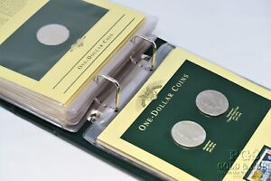 US Coins of the 20th Century Album by the Postal Commemorative Society 21403