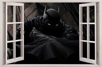 Hogwarts Harry Potter 3D Window View Decal Graphic WALL STICKER Art Mural H321