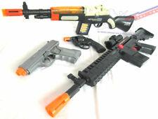 8 Shot Cap Pistol Gun Caps Anneau jouet en plastique Enfants Enfant Outdoor revolver SWAT