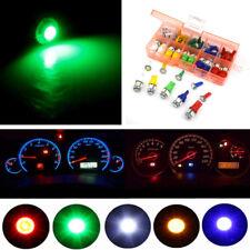 Auto 5 Farben 30 Pcs T5 Instrumententafel Licht + 10 Pcs T10 LED-Lampen DC 12V