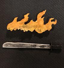 Neca - Freddy vs Jason Friday the 13th - Machete & Flame - Accessory New