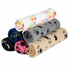 Sale Cute Lovely Puppy Cat Mat Pad Bed Cover Gift Soft Pet Dog Blanket Sofa Mat