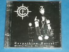 CARPATHIAN FOREST 'OVER A DECADE OF PERVERSIONS' CD-Album Used  Death Metal
