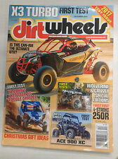 Dirt Wheels Magazine Can Am Ultimate Yamaha YXZ1000R December 2016 032717nonR
