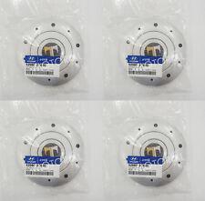 2003-2008 HYUNDAI TIBURON TUSCANI OEM 16inch Wheel Center Hub Cap 4pcs 1set
