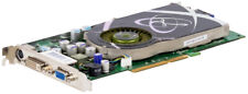 XFX NVIDIA GEFORCE 7800GS PV-T70K-UAD7 AGP 256MB DDR3