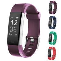 2018 NEW Smart Wristband Sport Yoga Fitness GPS Tracker Bluetooth Bracelet Watch