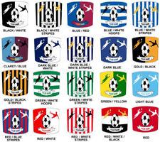 Pantallas de lámparas multicolor Premier para niños, fútbol