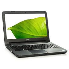 "Fast Dell Laptop Computer Latitude 3440 14"" PC Windows 10 Intel i3 4GB 128GB SSD"