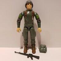 G.I. Joe ARAH 1982-83 GRUNT v1.5 Swivel Arm Action Figure Complete NM+++!!!