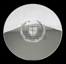 1 New Cadillac Escalade Chrome Wheel Center Hub Caps 6 Lug Rim Lug Cover Hubs KC