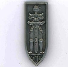 501° Régiment de Chars de Combat RCC nsigne Arthus-Bertrand H 297