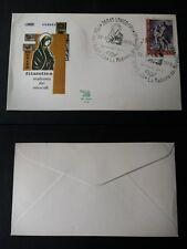 REPUBBLICA   BUSTA   FDC  ANNO 1970