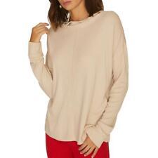 Sanctuary Womens Highroad Thermal Long Sleeve Turtleneck Top Shirt BHFO 3986