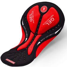 Cuscinetto imbottitura pad anti urto pantaloncini ciclista bici bicicletta GEL