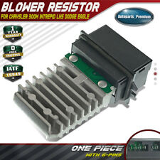 A/C Blower Motor Resistor for Chrysler 300M Concorde Intrepid LHS New Yorker