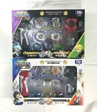 2pk Beyblade Burst Cho-Z Battle Set Box with Launcher MELBOURNE