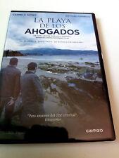 """DVD """"LA PLAYA DE LOS AHOGADOS"""" GERARDO HERRERO CARMELO GOMEZ ANTONIO GARRIDO"""