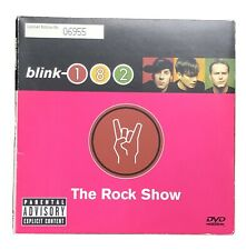 Blink 182 - The Rock Show Dvd Promo Rare Limited Numbered