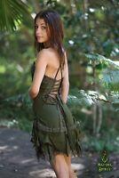 Boho Pixie Dress, Festival Dress, Gypsy, Elven, Fairy, Bohemian, Party, Faerie