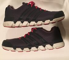 ADIDAS Gray  Running Shoes Women Size 10