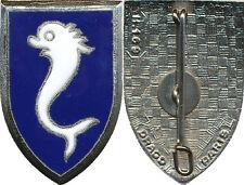 12° Rgt de Cuirassiers, émail, 39 mm, dos guilloché, 1 pastille, Drago 169(3333)