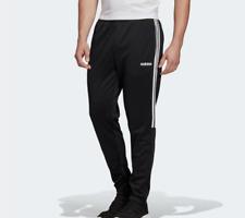 Adidas Sereno 19 Soccer Pants Climalite, Black/White, MSRP $45