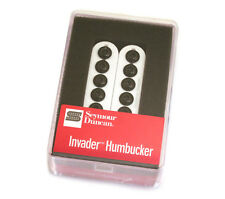 Seymour Duncan SH-8n Invader White Humbucker Neck Guitar Pickup 11102-29-W