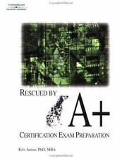 Rescued by A+ Certification Exam Preparation by Kris Jamsa (2002, Paperback)