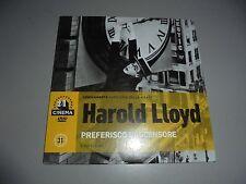 DVD ICH BEVORZUGE L'AUFZUG N °31 DIE SONNE 24 ORE KINO HAROLD LLOYD