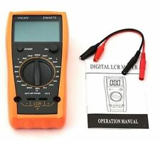 DM4070 3 1/2 Digital LCR meter w/self-discharge 2000uF