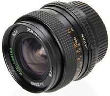 Marexar CX MC 28 mm 2.8 mount Minolta MD (Réf#T-058)