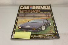 CAR AND DRIVER: LOTUS LIVES! APRIL 1983 VOL.28 #10 (OAK9248-1 [BOX U] #2256)