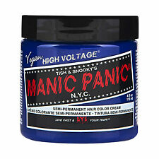 Manic Panic Classic Semi-permanent Vegan Hair Dye Color / Tintura per Capelli After Midnight