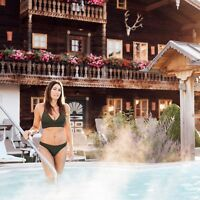 3T Wellness Urlaub inkl. Europtherme @Appartmenthaus Thermenhof - 2P Bad Füssing