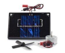 24mm motor with mini Solar Panel 400mA  0.5 V