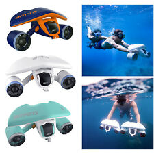 Sea Scooter Diving Scuba Thruster Booster Adults Snorkeling Photographing