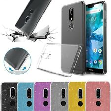 For Nokia 2.1 3.1 5.1 7.1 Case Shockproof Silicone Protective Cover Nokia 1 6 8