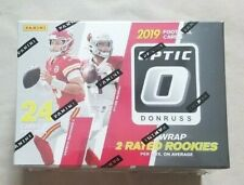 2019 Donruss Optic Football Blaster Box - NEW / SEALED - Pink Parallels