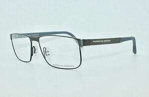 Brand New Large Men's Porsche Design Glasses Porsche Case With Free Sv Lenses